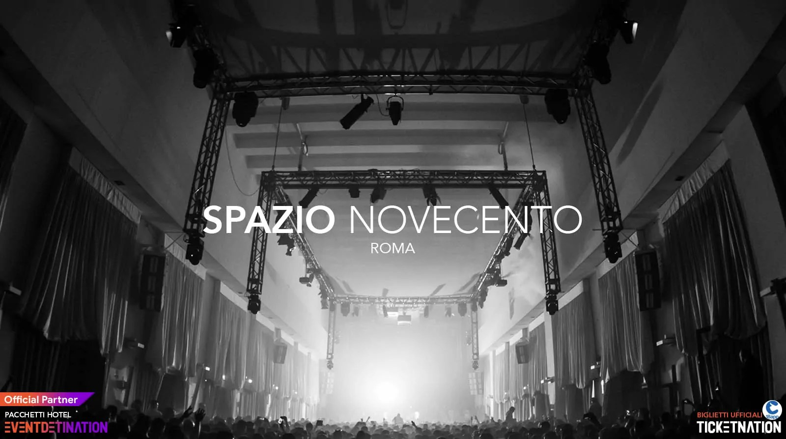 Fatima HAJJI e Rebekah at Spazio Novecento Roma – Sabato 19 10 2019
