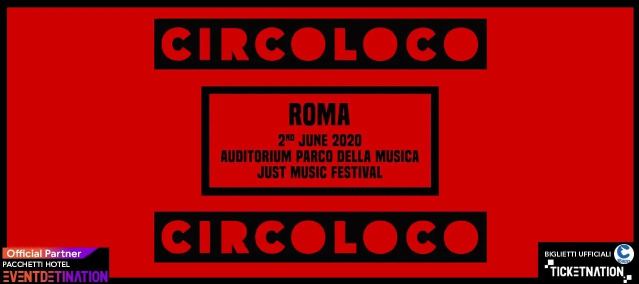 circoloco roma just music festival 02 06 2020