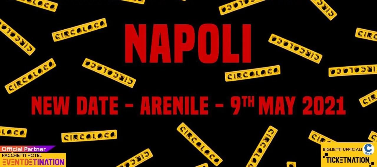 Circoloco Napoli 2021 Arenile Di Bagnoli
