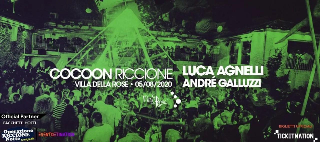 Luca Agnelli Cocoon Villa Delle Rose 05 08 2020