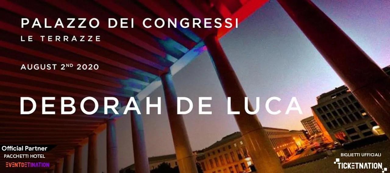Deborah De Luca Palazzo Dei Congressi Roma