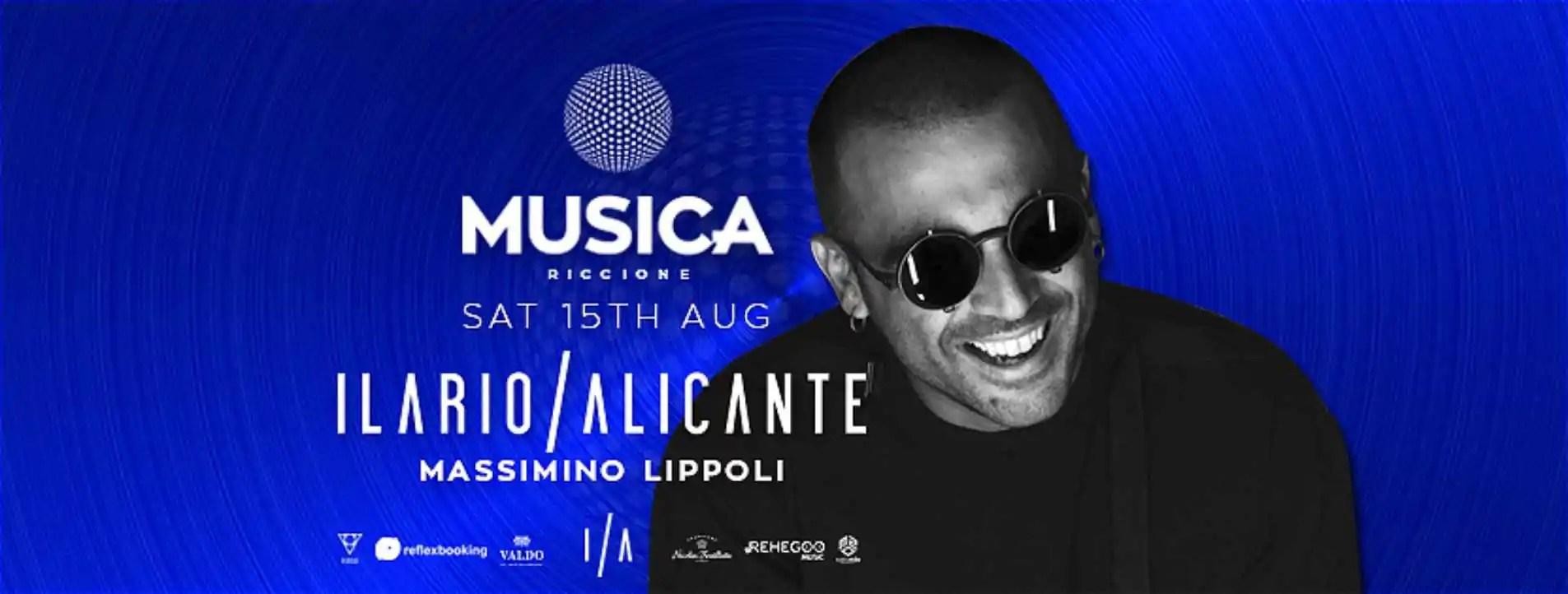 Ilario Alicante Musica Riccione