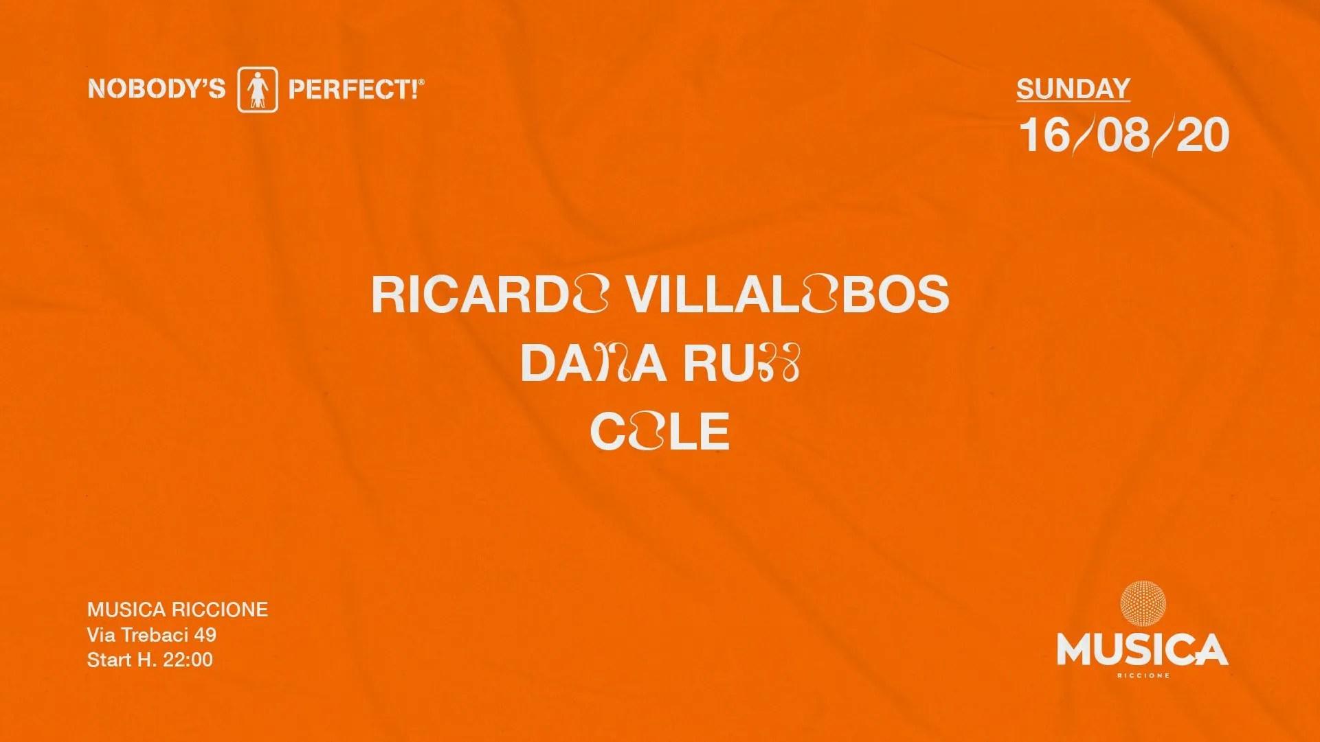 Ricardo Villalobos Musica Riccione 16 08 2020