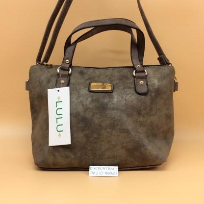 Lulu Fashion Bag. DK510 Bronze