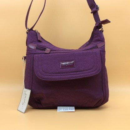 Spirit Bag 5269. Port(purple)