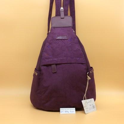 Spirit Rucksack- 9894. Port(purple)