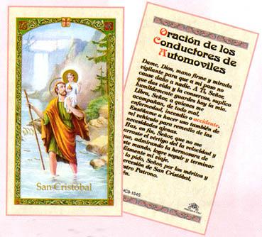 Oracion De Los Conductores
