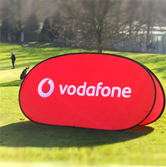 Event Branding Outdoor Display Equipment And Printed Signage