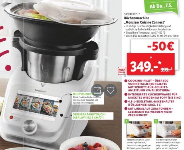 monsieur cuisine connect skmc 1200 c3