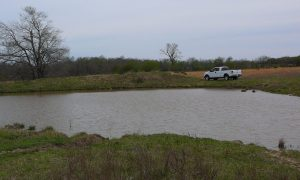 20-Acre lot WITH POND in Okfuskee County #32