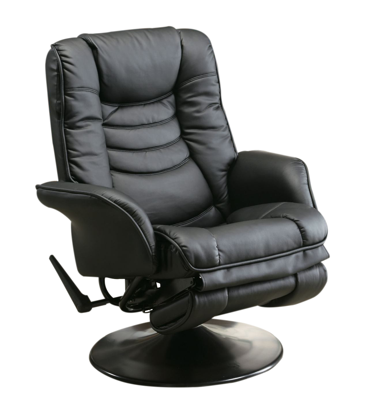 Coaster Swivel Reclining Chair 600229