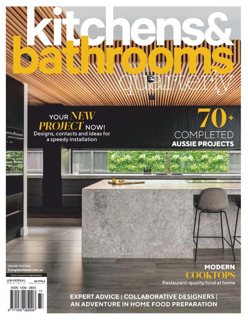 Kitchens & Bathrooms Quarterly (Digital)