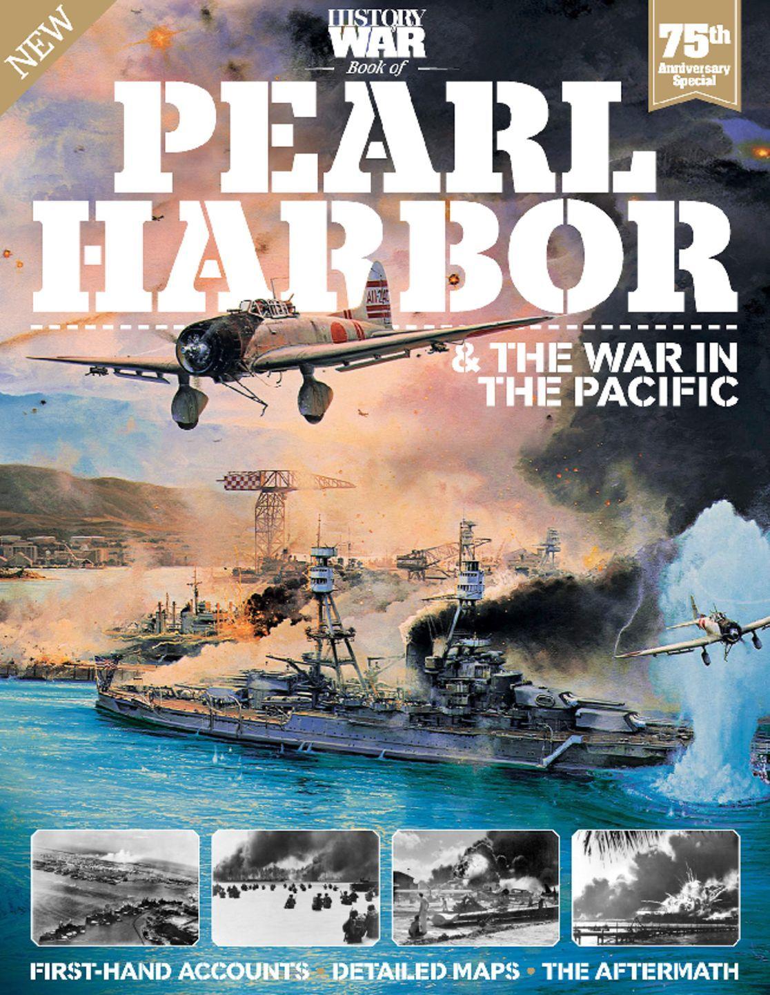 History Of War Book Of Pearl Harbor Magazine Digital