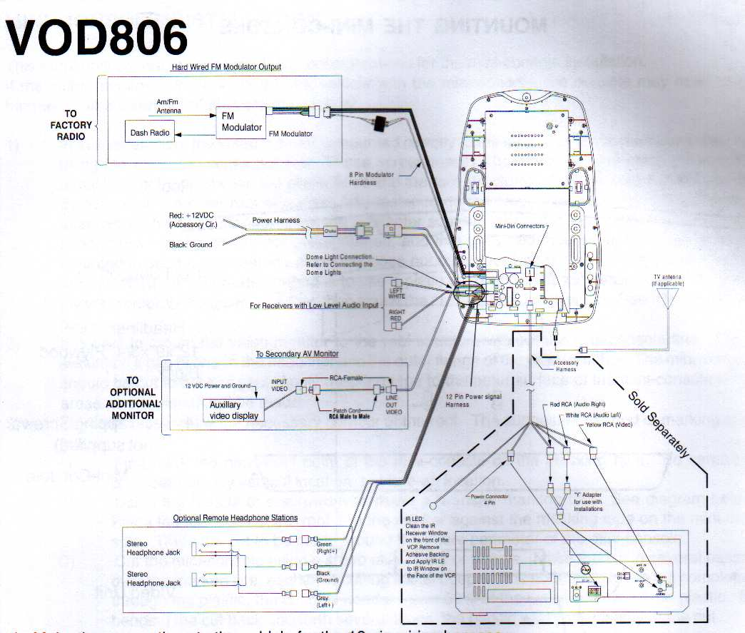 vod806_wiring?resize\=665%2C565 audiovox alarm wiring diagrams as 9492 audiovox wiring diagrams audiovox as-9492 wiring diagram at gsmx.co