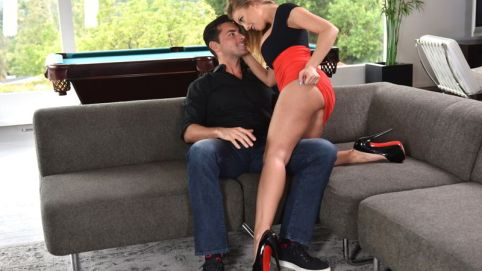 Britney Amber - The Red Dress