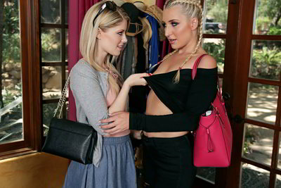 Charlotte Stokely, Xandra Sixx - Undressing Each Other - Official Girls Gone Pink discount