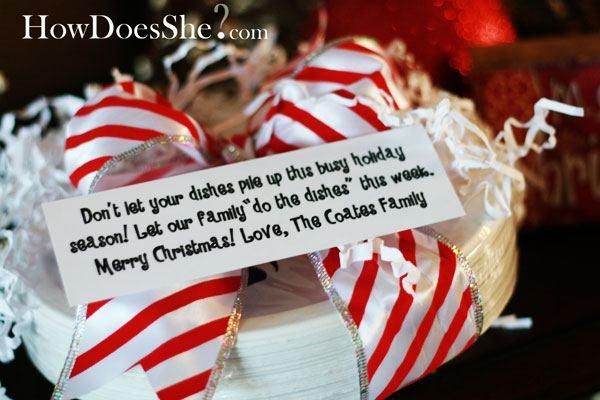 Christmas On A Budget Series Creative Neighbor Gifts Use