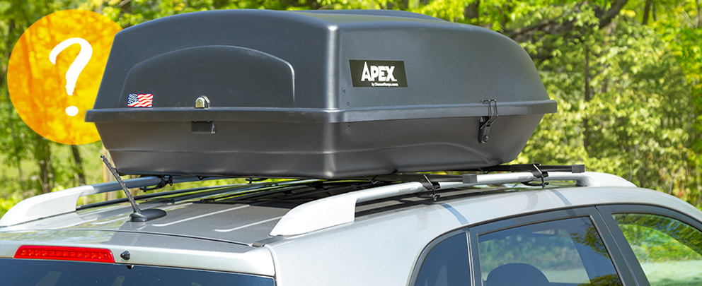 right roof rack for your vehicle