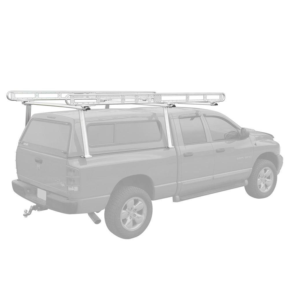 aluminum universal truck cap rack