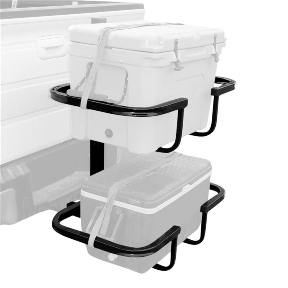 viking hitch mounted deluxe stack rack kit