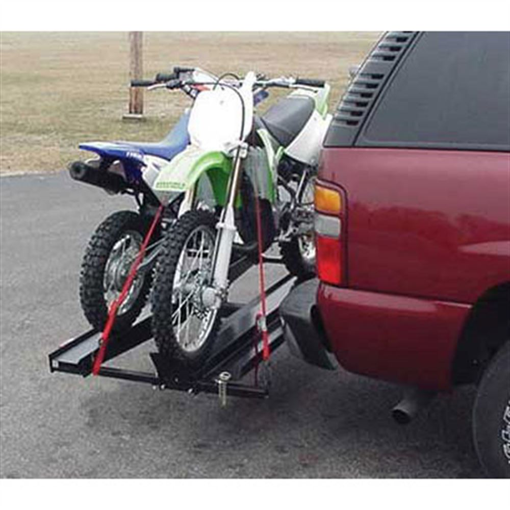 71 double motorcycle dirt bike carrier