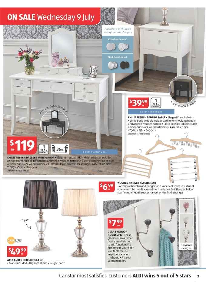 ALDI Catalogue Home Sale July 2014 Page 3