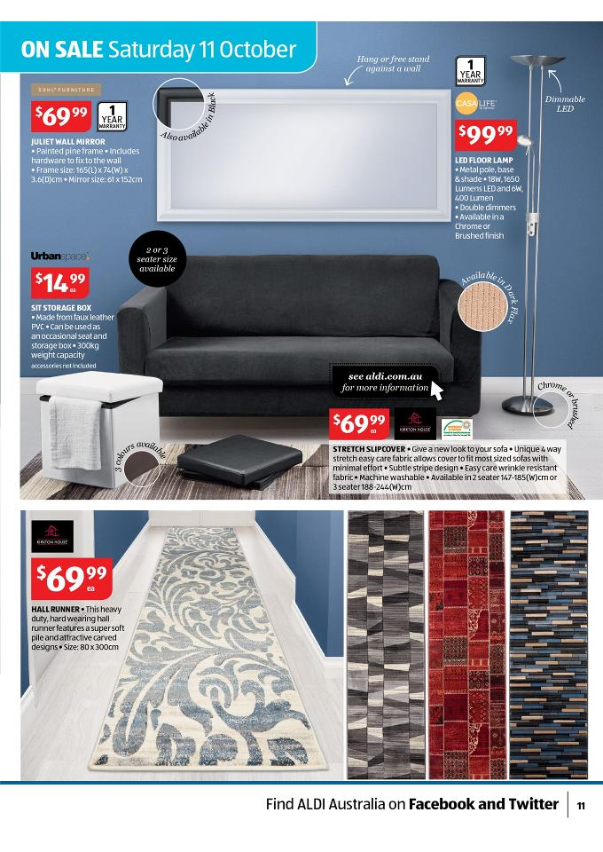 Aldi Catalogue Home Supplies October Page 11