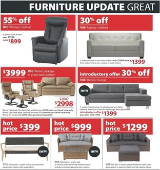 Myer Furniture Decoration Access
