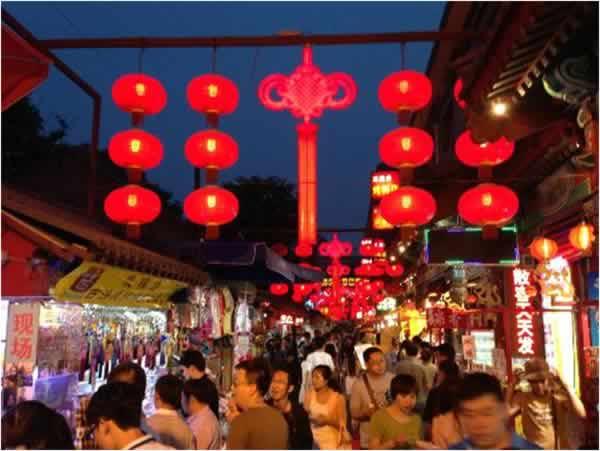 Wangfujing-Street