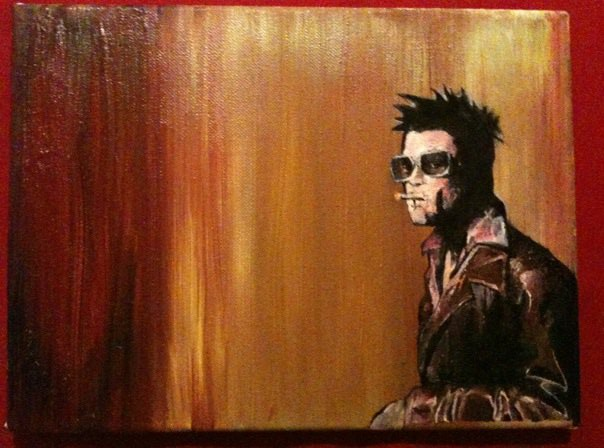 Tyler Durden - Fight Club