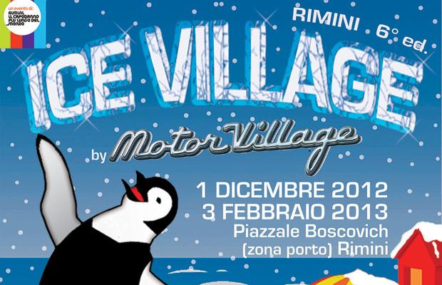 Ice Village, il palaghiaccio di Rimini