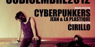 Domenica 30 Dicembre 2012 Cyberpunkers al Velvet di Rimini