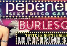 Il Pepenero di Riccione , il Night Club più famoso d'Italia