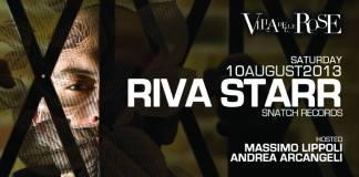 Weekend Venerdi 9 e Sabato 10 Agosto Villa delle Rose Riccione