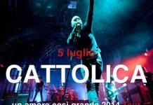Programma Notte Rosa 2014 Cattolica