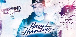 Sarà Headhunterz lo special guest di Giovedi 11 Agosto alla Baia Imperiale