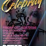 Venerdi 2 Dicembre 2016 Peter Pan Riccione