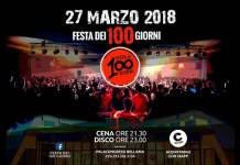 Martedì 27 Marzo 2018 Festa dei 100 giorni scuole di Rimini e Provincia