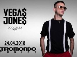 Martedi 24 aprile ospite della discoteca Altromondo Studios, Vegas Jones