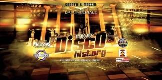 Sabato 5 maggio alla Baia Imperiale l'evento Disco History 70' 80' 90'