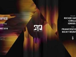 Venerdi 1 Giugno special guest Richie Hawtin per l'apertura dell'estate 2018 del Cocorico