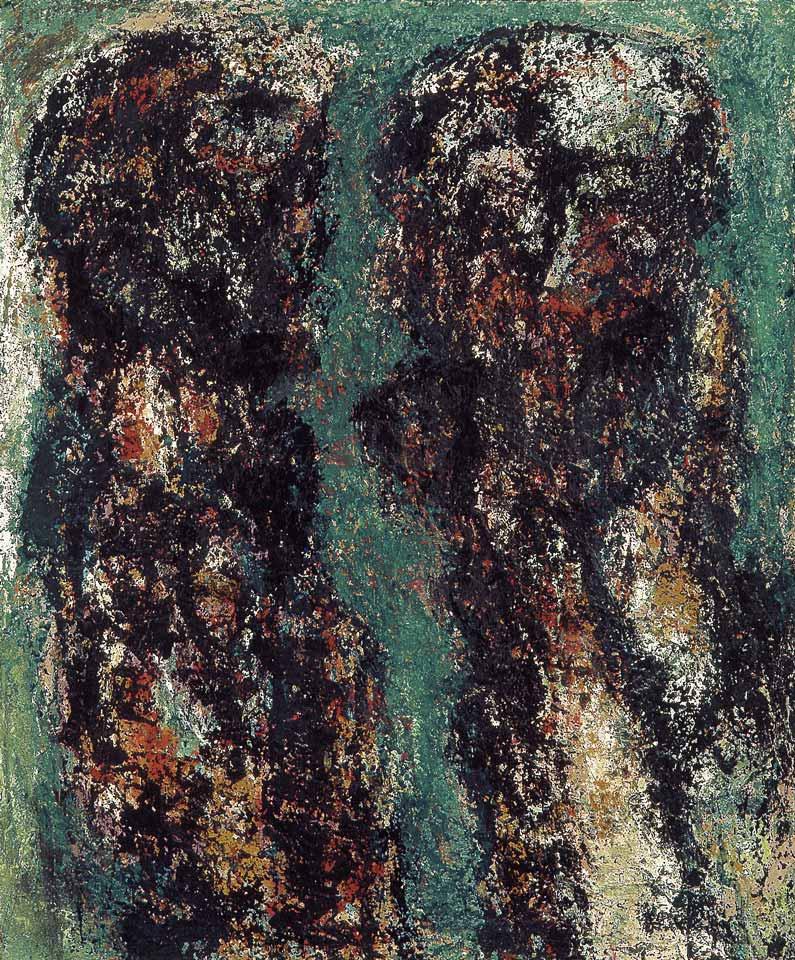 Norbert Klora, Prefigurations: Face to face
