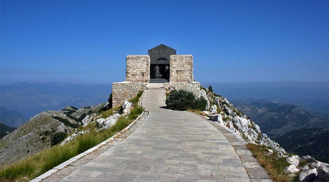 destinasi menakjubkan negara Montenegro