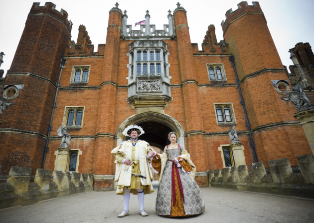 Hampton Court Palace Discover Britain