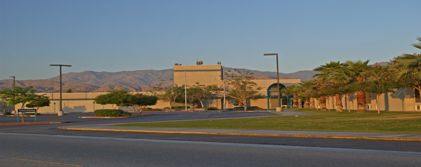 Cathedral City High School