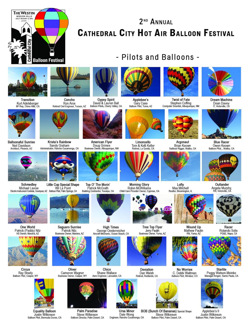 Schedule Balloons to Appear
