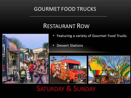 Slides for Promo 2016 - Updated December 8 2015 - Food Trucks