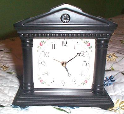 My Jeeves Alarm Clock