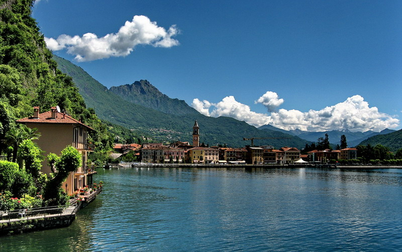 Porlezza Lake Lugano