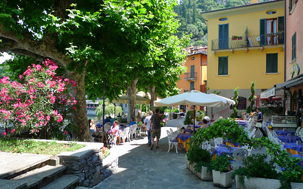 Varenna restaurants